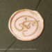 Wedding Monogram Wax Seal